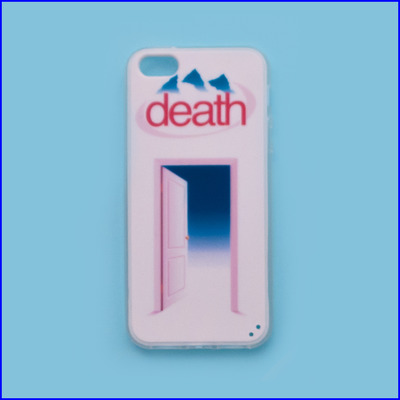 Death iPhone case · MaryJanenite · Online Store Powered by Storenvy
