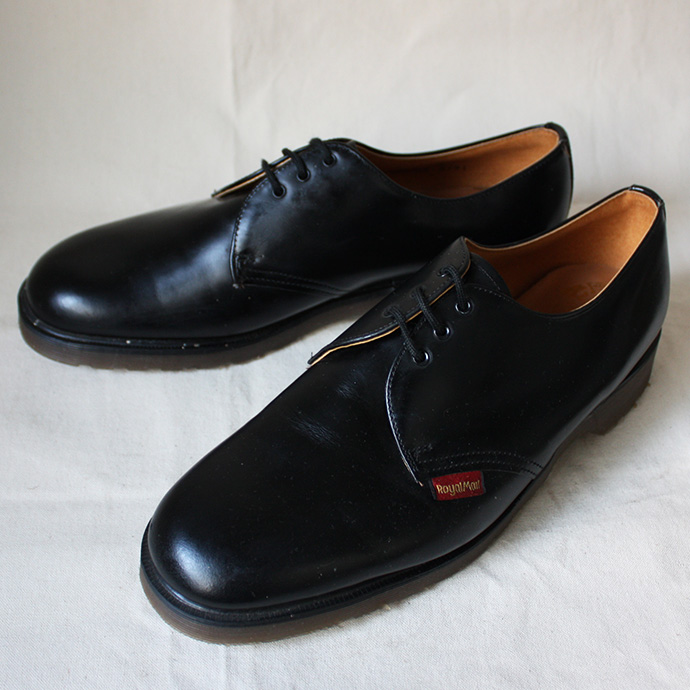 Dead Stock Royal Mail Postman Shoes Made By Dr. Martens - FUTURE DAYS|イギリスのヴィンテージ古着・雑貨