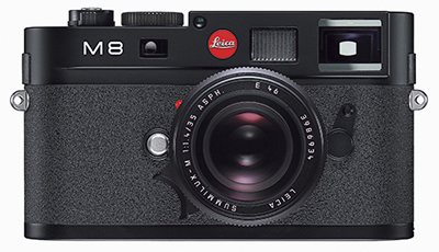 Leica M8: Extension of the Eye
