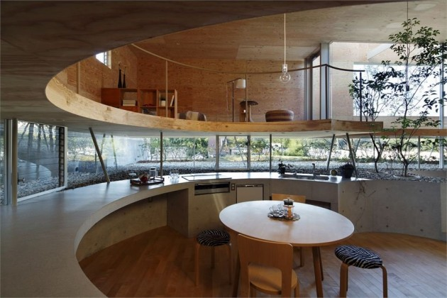 Pit House by UID Architects » CONTEMPORIST