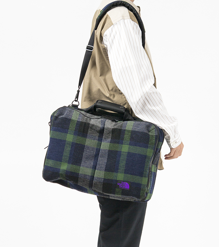 nanamica / 3way Bag