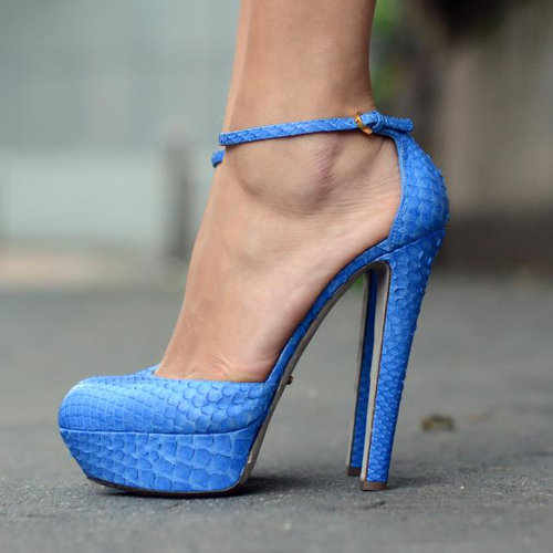 Fancy - High Heel Sandal by Sergio Rossi | We Heart It