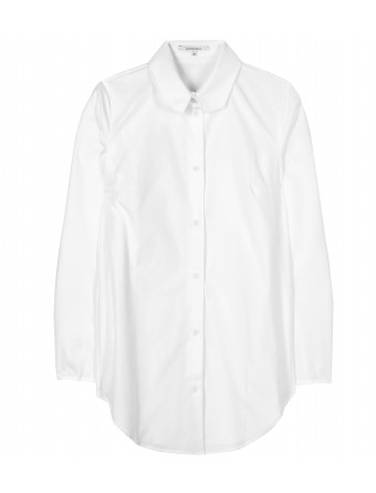 mytheresa.com - Carven - BUTTON-DOWN SHIRT - Luxury Fashion for Women / Designer clothing, shoes, bags