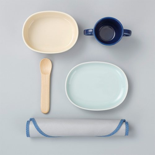 NUPPU Sustainable children's tableware - Nuppu Tableware