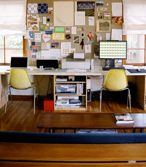 Welcome to Sweet Home Style • workspaces: The home studio of design...