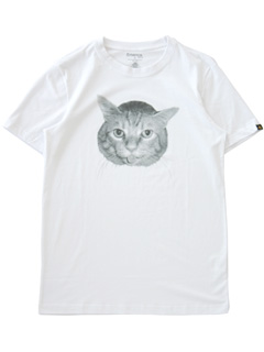 LOVE online store|MEN | EMERICA My Other Cat Tee (white)