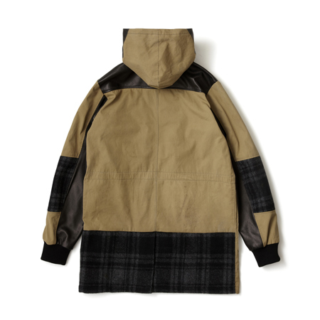 Trench Jacket|DRxRomanelli|HEADPORTER OFFICIAL ONLINE STORE|ヘッドポーター オンラインストア
