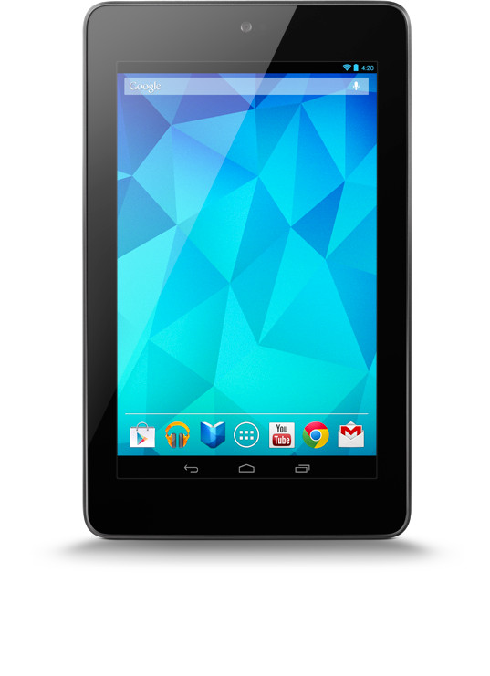 Google's Nexus 7 tablet outed before I/O -- Engadget