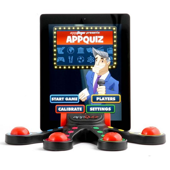 AppQuiz: A Game Show With Buzzers For Your iPad