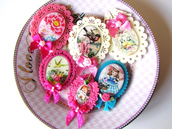 Crafts and DIY / So cute, little frames