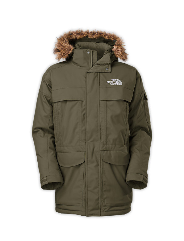 The North Face Men's Jackets & Vests MEN'S MCMURDO PARKA