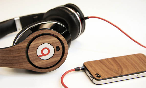 Lazerwood Beats by Dre Skins | Cool Material
