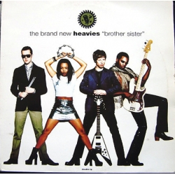BRAND NEW HEAVIES / BROTHER SISTER ( 2 LP )