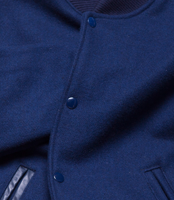 HERITAGE VARSITY (Blueberry) - NEEDS / W A N T S Studios®