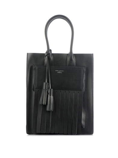 Piers loafer tassel bag | Acne | Matchesfashion.com