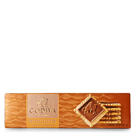 Pack of 12 signature biscuits - GODIVA - Boxed chocolates - Chocolate - Food & Wine - Selfridges | Shop Online