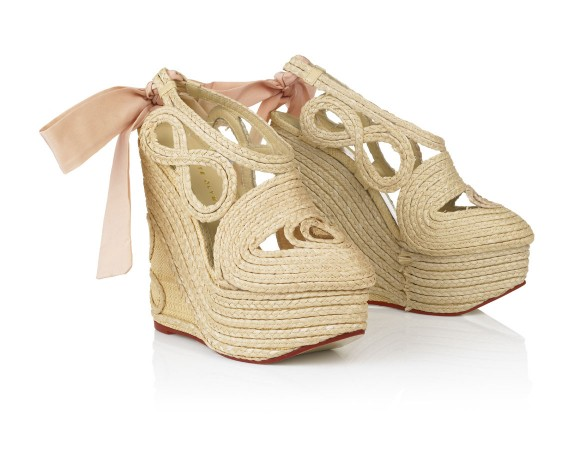 Charlotte Olympia - Rapunzel - Spring / Summer 12 Collection