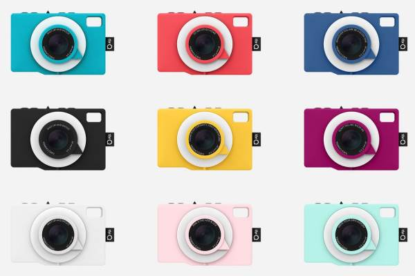 theQ, a Novel Approach to Your Good Ol'Camera | Baxtton