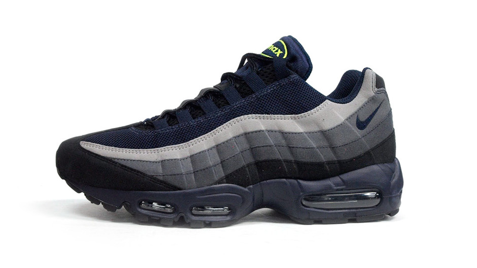 AIR MAX 95 TOYO UNIVERSITY 「EKIDEN PACK」 GRY/NVY/BLK/L