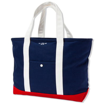 TOTE BAG[NVY/WHT] - 1LDK|ONLINE STORE