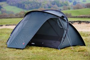 First test: Fjällräven Akka View (2013) | Tents | Live for the Outdoors