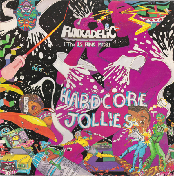 Images for Funkadelic - Hardcore Jollies