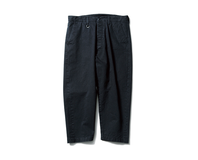 SOPHNET. | PRODUCT | CROPPED WIDE TAPERD PANT