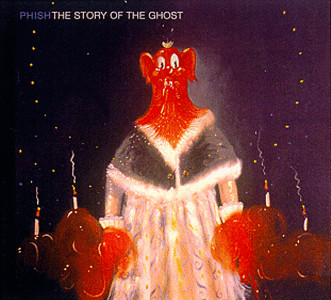 Amazon.co.jp: Story of the Ghost [12 inch Analog]: Phish: 音楽