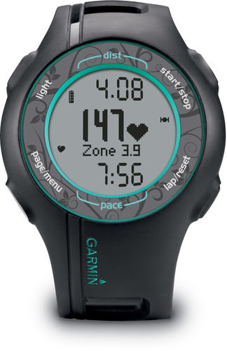 Garmin Forerunner 210 GPS Sport Watch w HRM Black Teal 010 00863 38 753759969578 | eBay