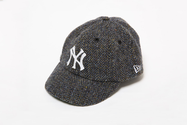 Harris Tweed x New Era 8-Panel BB Cap Classic | Hypebeast