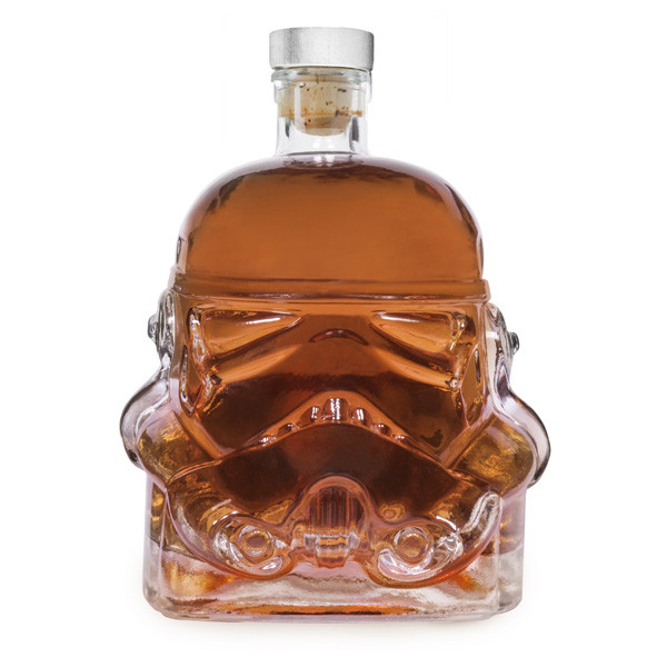 The Original Stormtrooper Decanter - Buy at The Fowndry