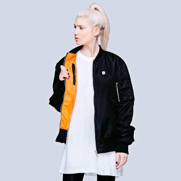 OWSLA X LONG 'OWSLA MA1' Jacket // Unisex | OWSLA official storefront powered by Merchline