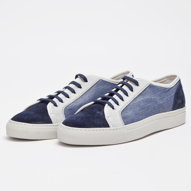 Fancy - Tournament Low Sneakers by Common Project