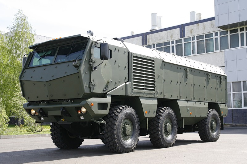 KamAZ Releases Its 2,000,000th Truck!   English Russia