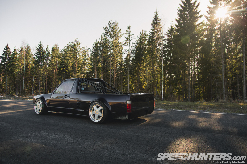 UNITED NATIONS OF CAR CULTURE: THE 1JZ CADDY - Speedhunters
