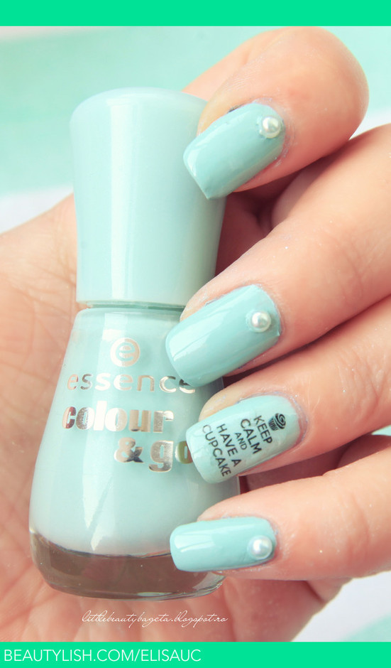 that's what i mint - NOTD | Elisa U.'s (elisauc) Photo | Beautylish