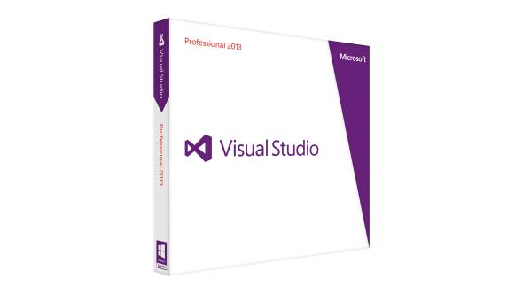 Visual Studio Professional 2013 の購入 - Microsoft Store Japan オンライン ストア