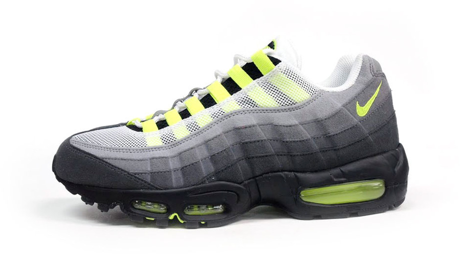 AIR MAX 95 OG 「LIMITED EDITION for SELECT」 GRY/BLK/YEL ナイキ NIKE | ミタスニーカーズ|ナイキ・ニューバランス スニーカー 通販