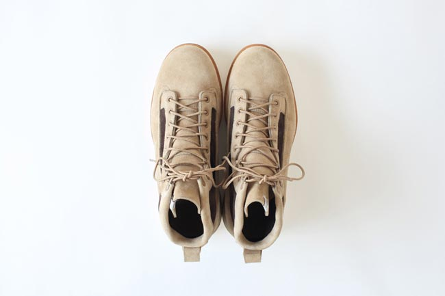 Visvim Beard Boots Kudu | Folk Collection