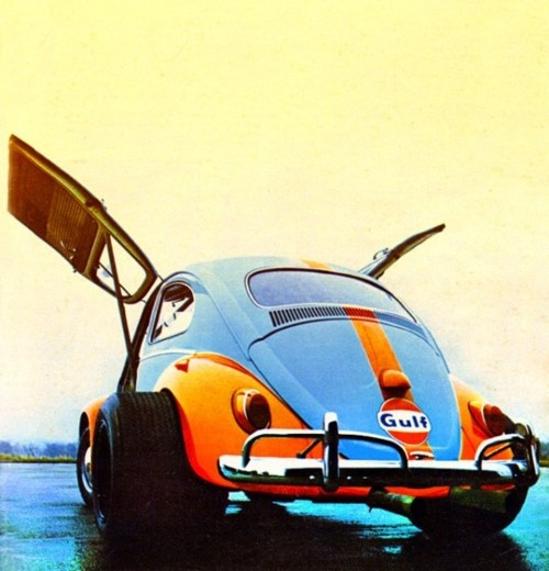 Vroom room / greatness VW Gulf… 1971. | Farbror Sid
