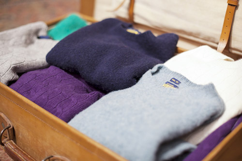 Women's Style: Sweater Girl from Rugby Ralph Lauren