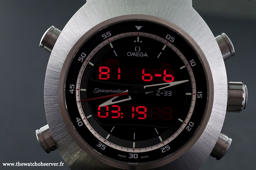 OMEGA Spacemaster Z-33 | GadgetReview
