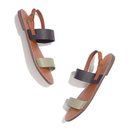 The Slingback Boardwalk Sandal - shoes & boots - Women's NEW ARRIVALS - Madewell