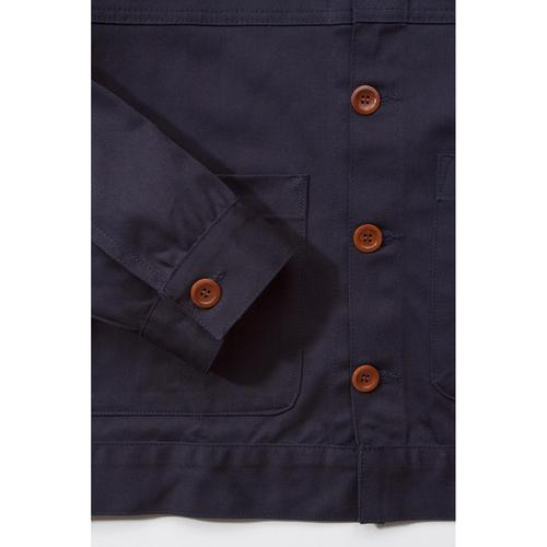 Planer Jacket // Navy | Almond Surfboards