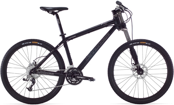 Cannondale F2 With Caffeine Frame Technology Mountain Bike 2009 | Bike Reviews