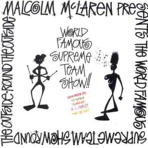 Amazon.co.jp: Round the Outside! Round the Outside !: Malcolm Mclaren: 音楽