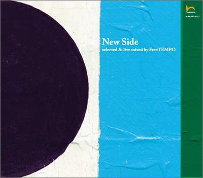 New Side selected & mixed by FreeTEMPO:Amazon.co.jp:CD