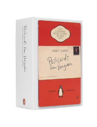 Amazon.co.jp: Postcards from Penguin: One Hundred Book Covers in One Box: none: 洋書