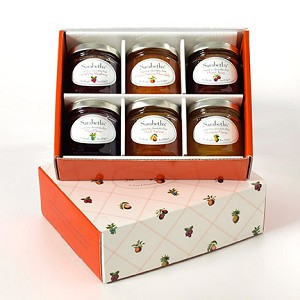Preserves Sampler Gift Box | Shop Sarabeth's Kitchen Online