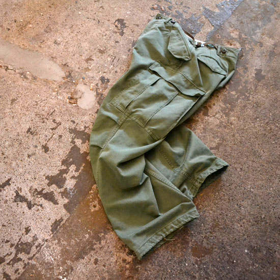 GARMENT REPRODUCTION OF WORKERS / M-51 MODIFIED「Re;li」